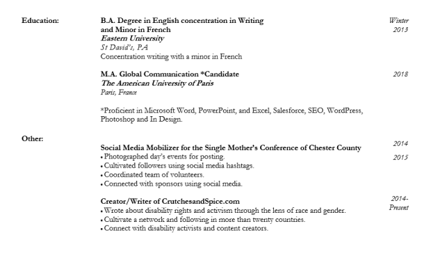 resume pic 2